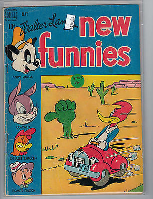 Walter Lantz New Funnies Issue #147 (May 1949) Dell Comics $14.00