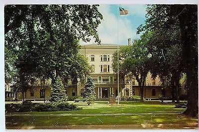 Vintage Postcard of Wisconsin School for the Visually Handicapped Janesville, WI $10.00