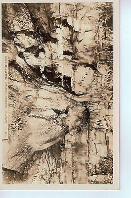 Vintage Postcard of Onyx Haystack, Diamond Caverns, Glasgow Juntion, KY $10.00