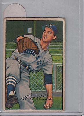 1952 Bowman #  54 Billy Pierce $10.00