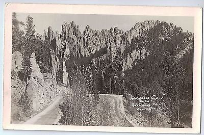 Vintage Postcare of Horseshoe Cave, Rapid City, SD $10.00