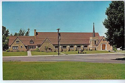 Vintage Postcard of Salem Lutheran Church, Wausau, WI $10.00