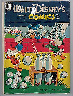 Walt Disney's Comics and Stories Issue #120 (Sep 1950) Dell Comics $20.00