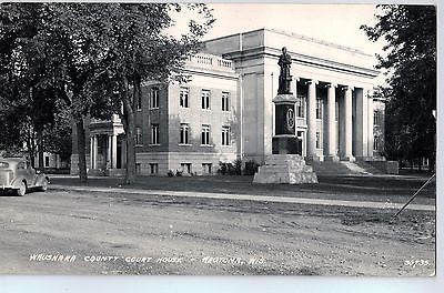 Vintage Postcard of Waushara County Court House - Wautoma, WI $10.00