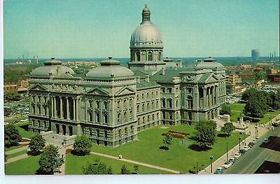 Vintage Postcard of Indiana State House Indianapolis, Indiana $10.00