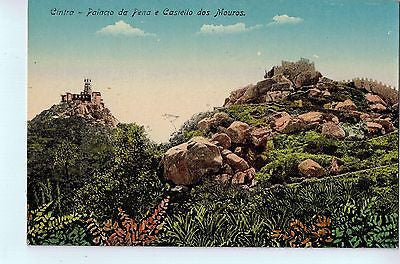 Vintage Postcard of Pena Palace Sintra, Portugal $10.00