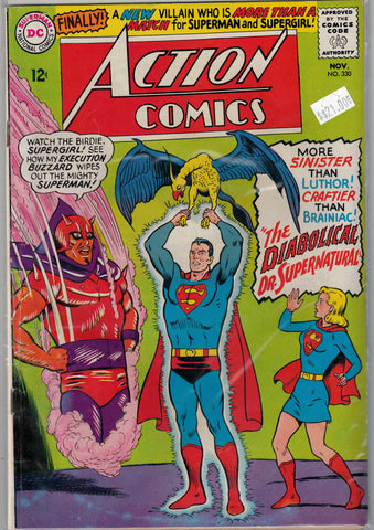 Action Comics Issue #330 DC Comics $21.00