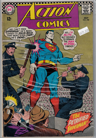 Action Comics Issue #352 DC Comics $18.00