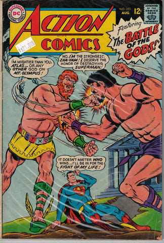 Action Comics Issue #353 DC Comics $21.00