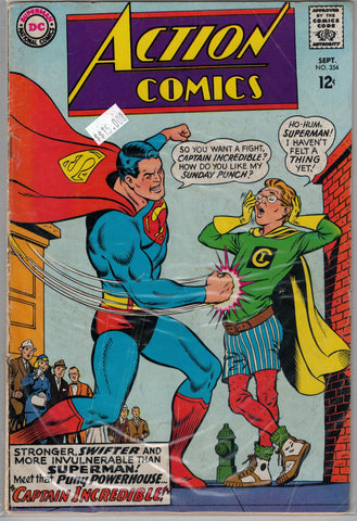 Action Comics Issue #354 DC Comics $15.00