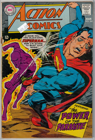 Action Comics Issue #361 DC Comics $15.00