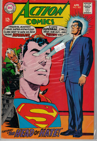 Action Comics Issue #362 DC Comics $17.00