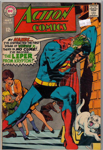 Action Comics Issue #363 DC Comics $20.00
