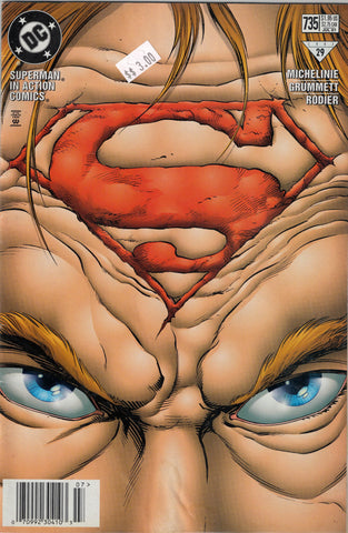 Action Comics Issue #735 DC Comics $3.00