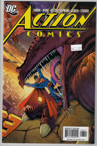 Action Comics Issue #833 DC Comics $3.00