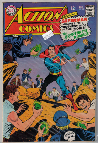 Action Comics Issue #357 DC Comics $24.00
