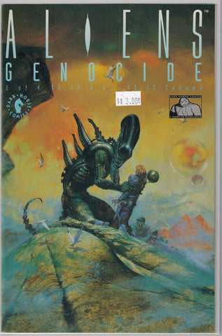 Aliens: Genocide Issue # 2 Dark Horse Comics $3.00