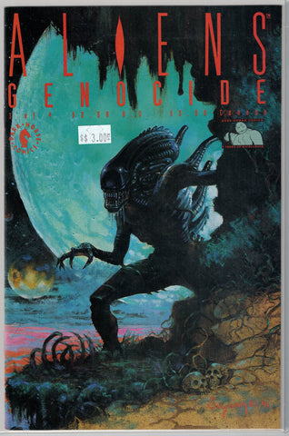 Aliens: Genocide Issue # 3 Dark Horse Comics $3.00