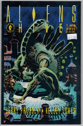Aliens: Hive Issue # 1 Dark Horse Comics $3.00