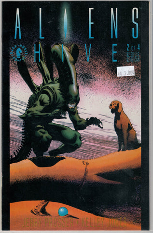 Aliens: Hive Issue # 2 Dark Horse Comics $3.00