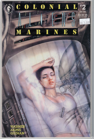 Aliens: Colonial Marines Issue # 2 Dark Horse Comics $3.00