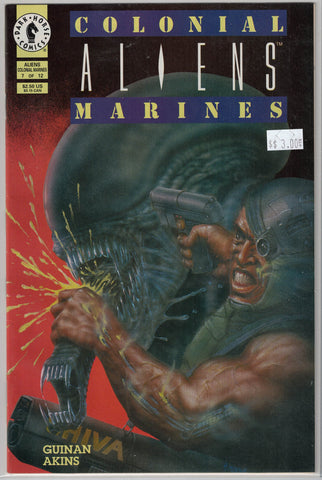 Aliens: Colonial Marines Issue # 7 Dark Horse Comics $3.00