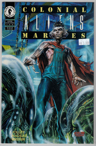 Aliens: Colonial Marines Issue # 9 Dark Horse Comics $3.00