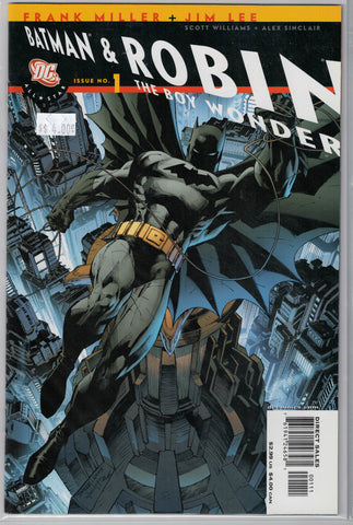 All Star Batman & Robin Issue # 1 DC Comics (Batman Cover) $4.00