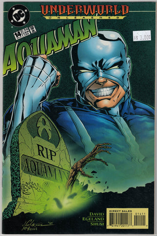 Aquaman (3rd Series) Issue #14 DC Comics $3.00