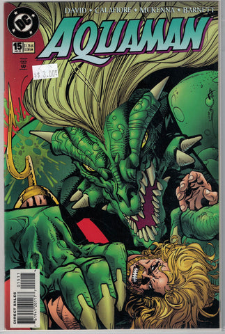 Aquaman (3rd Series) Issue #15 DC Comics $3.00