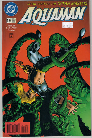 Aquaman (3rd Series) Issue #19 DC Comics $3.00