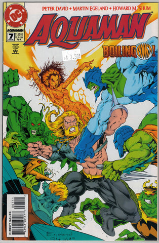 Aquaman (3rd Series) Issue # 7 DC Comics $3.50