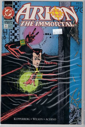 Arion the Immortal Issue # 1 DC Comics $3.00