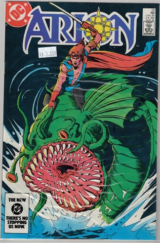 Arion: Lord of Atlantis Issue #22 DC Comics $3.00