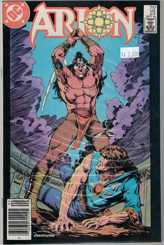 Arion: Lord of Atlantis Issue #23 DC Comics $3.00