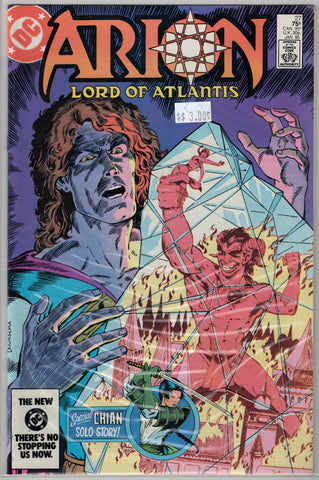 Arion: Lord of Atlantis Issue #27 DC Comics $3.00