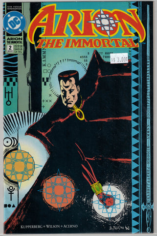 Arion the Immortal Issue # 2 DC Comics $3.00
