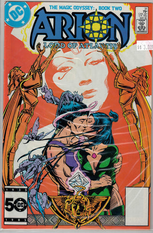 Arion: Lord of Atlantis Issue #31 DC Comics $3.00