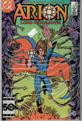 Arion: Lord of Atlantis Issue #32 DC Comics $3.00