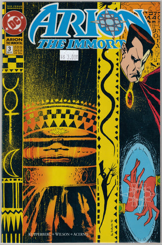 Arion the Immortal Issue # 3 DC Comics $3.00