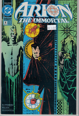 Arion the Immortal Issue # 4 DC Comics $3.00