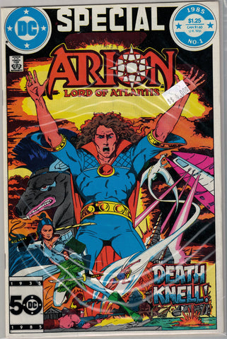 Arion: Lord of Atlantis Issue #Special 1985 DC Comics $4.00
