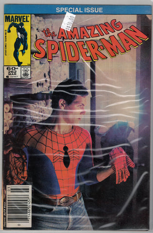 Amazing Spider-Man Issue # 262 Marvel Comics  $10.00