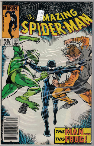 Amazing Spider-Man Issue # 266 Marvel Comics $8.00