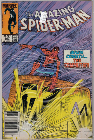 Amazing Spider-Man Issue # 267 Marvel Comics $8.00