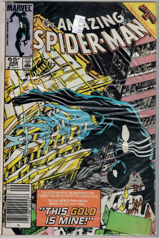 Amazing Spider-Man Issue # 268 Marvel Comics $8.00