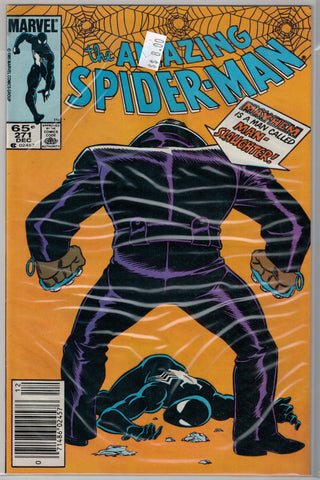 Amazing Spider-Man Issue # 271 Marvel Comics $8.00