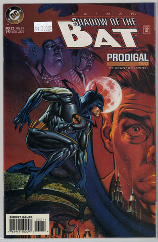 Batman: Shadow of the Bat Issue #32 DC Comics $3.00