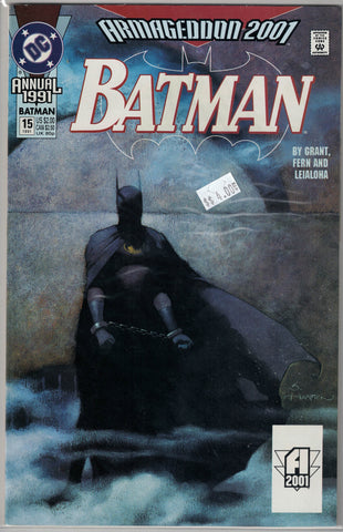 Batman Issue Annual 15 DC Comics $4.00