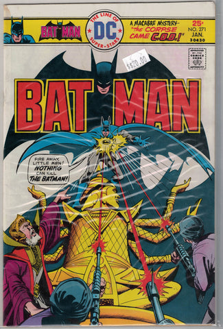 Batman Issue # 271 DC Comics $20.00
